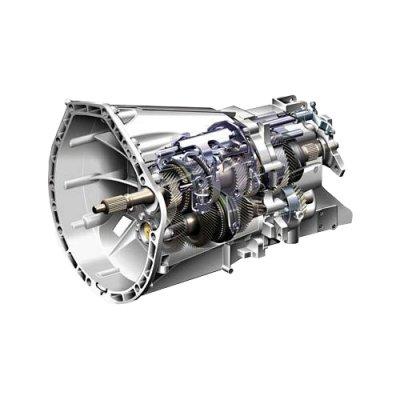 Motor & Getriebe
