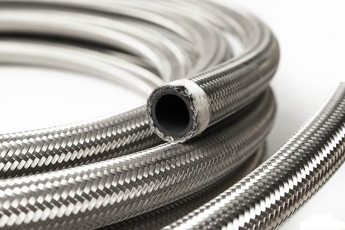 NBR Steel Braided Hose