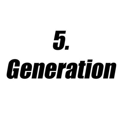 5. Generation