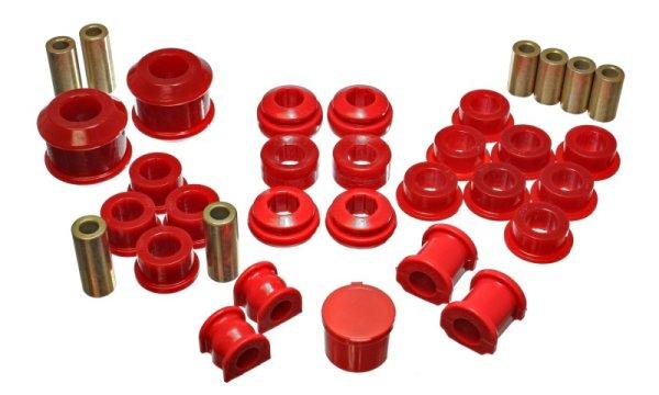 EnergySuspension HyperFlex Master Kit rot - 02-06 Acura RSX