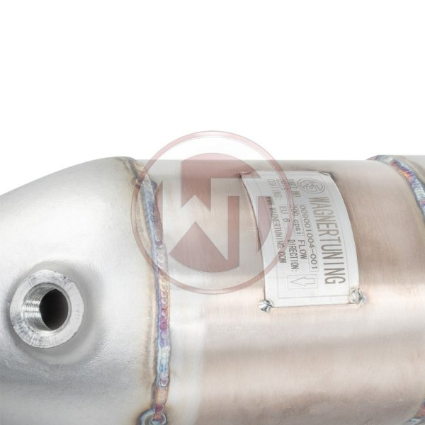 WAGNERTUNING Hosenrohr Kit 200CPSI - Mercedes W176 (CL)A 45 AMG
