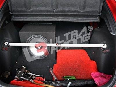 Ultra Racing Domstrebe hinten oben 2-Punkt - 06-11 Honda Civic (FN2) (Type-R) 2.0 (2WD)