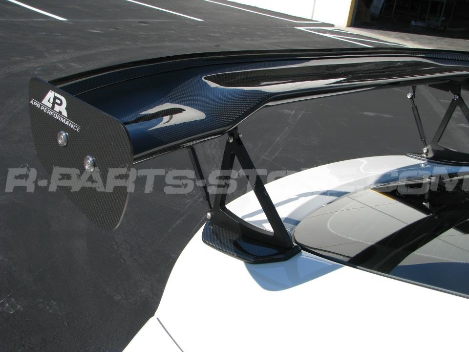 Bmw Z4 Tuning Parts: APR Performance GTC-200 Spoiler (verstellbar) 60.5 (154 Cm