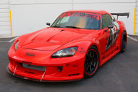 APR Performance S2-GT Aerodynamik Kit - 00+ Honda S2000