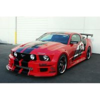 APR Performance GT-R Aerodynamik Kit - 05-09 Ford Mustang...