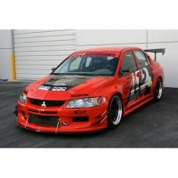 APR Performance EVIL-R Aerodynamik Kit - 06-07 Mitsubishi...
