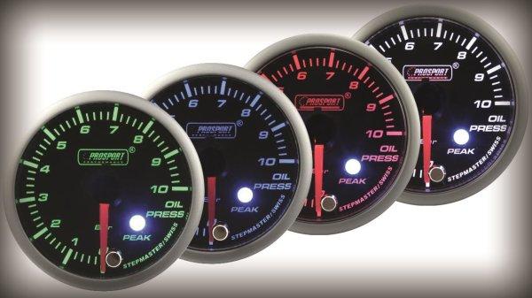 Prosport Racing Premium Serie Öldruck