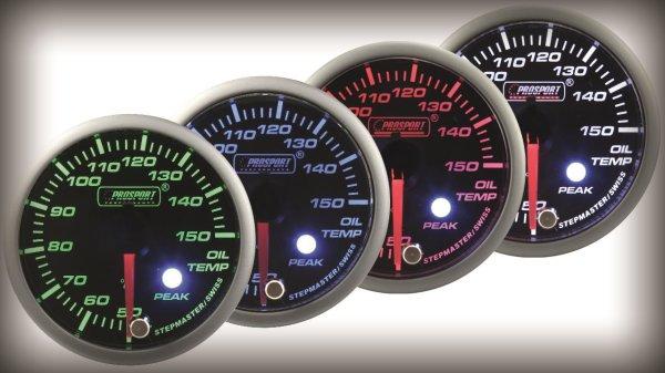 Prosport Racing Premium Serie Öltemperatur