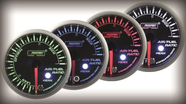 Prosport Racing Premium Serie Benzin-Luft Gemisch
