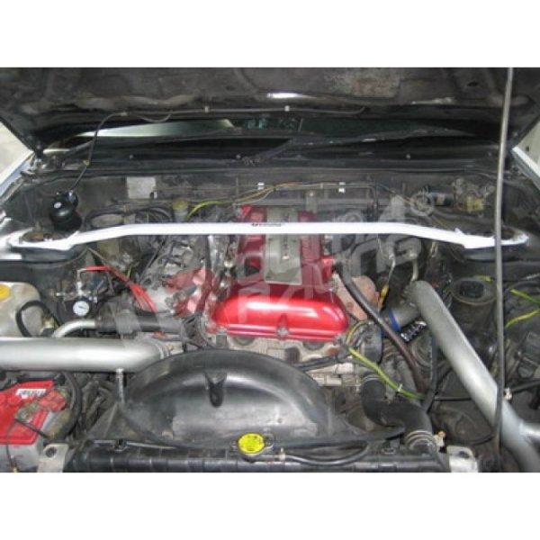 Ultra Racing Domstrebe vorn oben 2-Punkt - 88-94 Nissan Silvia (S13) 2.0T (2WD)