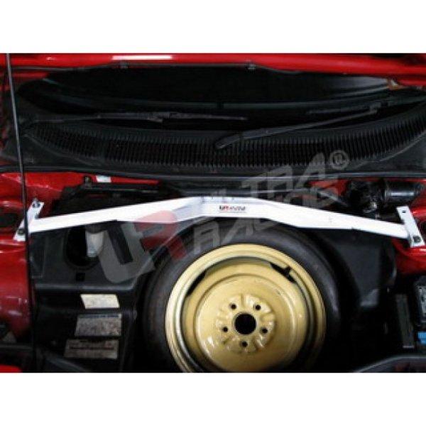 Ultra Racing Domstrebe vorn oben 4-Punkt - 89-99 Toyota MR2 (W20) 2.0 (3S-GTE) (2WD)