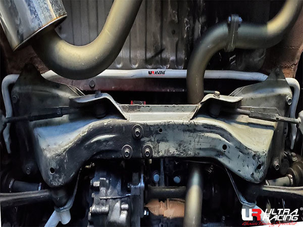 Ultra Racing Stabilisator hinten 22 mm - 89-99 Toyota MR2 (W20) 2.0 (3S-GTE) (2WD)