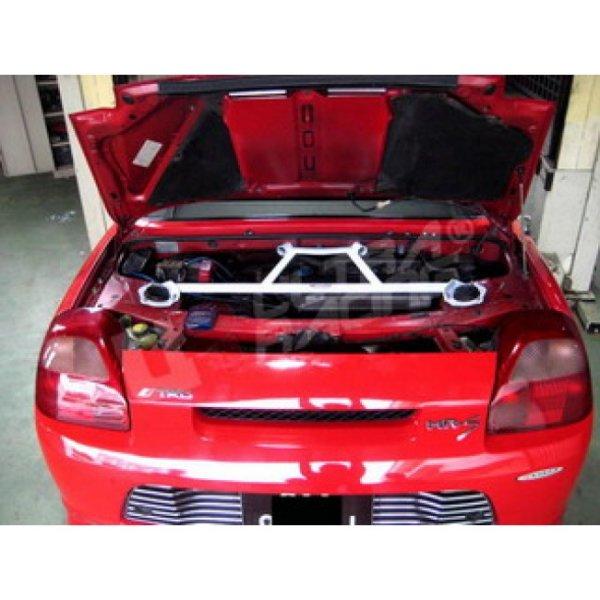 Ultra Racing Domstrebe hinten oben 4-Punkt - 99-07 Toyota MRS (W30) 1.8 (2WD)