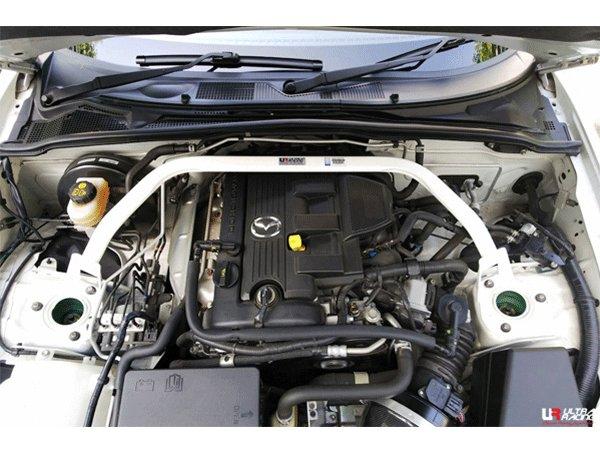 Ultra Racing Domstrebe vorn oben 2-Punkt - 05-15 Mazda MX-5 (NC) 2.0 (2WD)