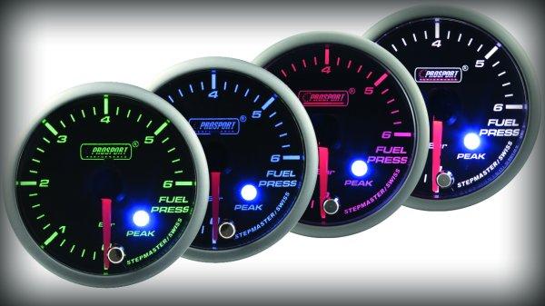 Prosport Racing Premium Serie Benzindruck