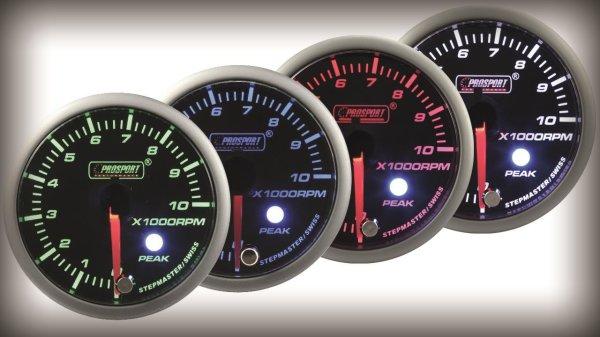 Prosport Racing Premium Serie Drehzahlmesser