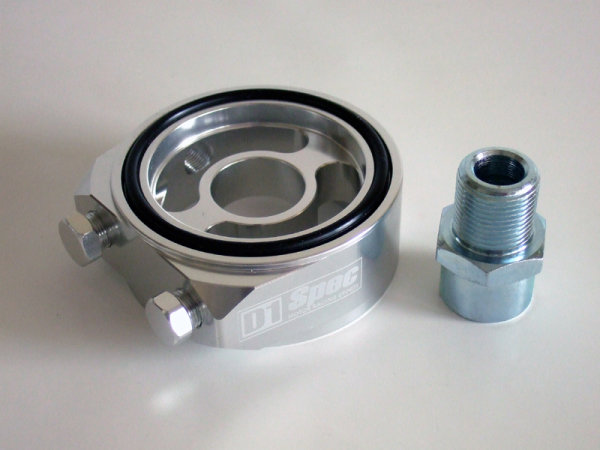 D1 Spec Ölfilter Adapter M22