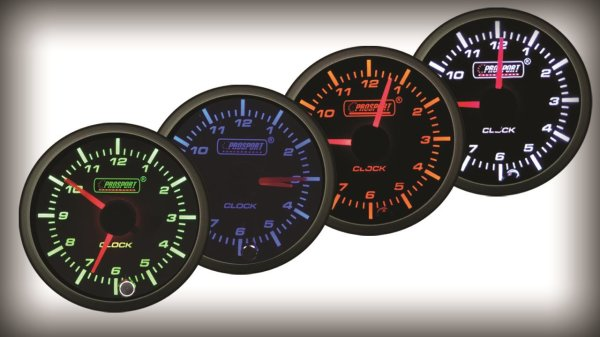 Prosport Racing Premium Serie Uhr