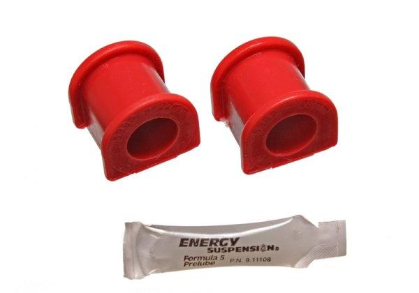 EnergySuspension Buchsen Stabilisator vorn rot - 22mm - 96-00 Honda Civic