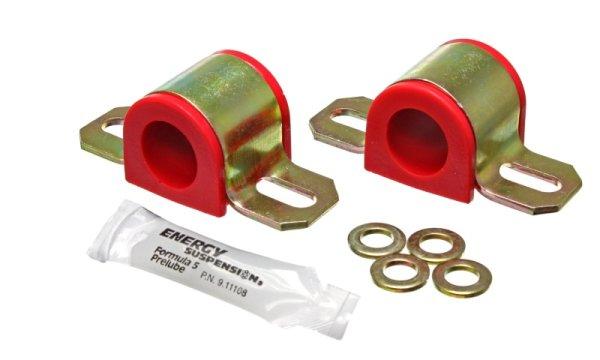 EnergySuspension Buchsen Stabilisator hinten rot - 22mm - 97-01 Honda Integra