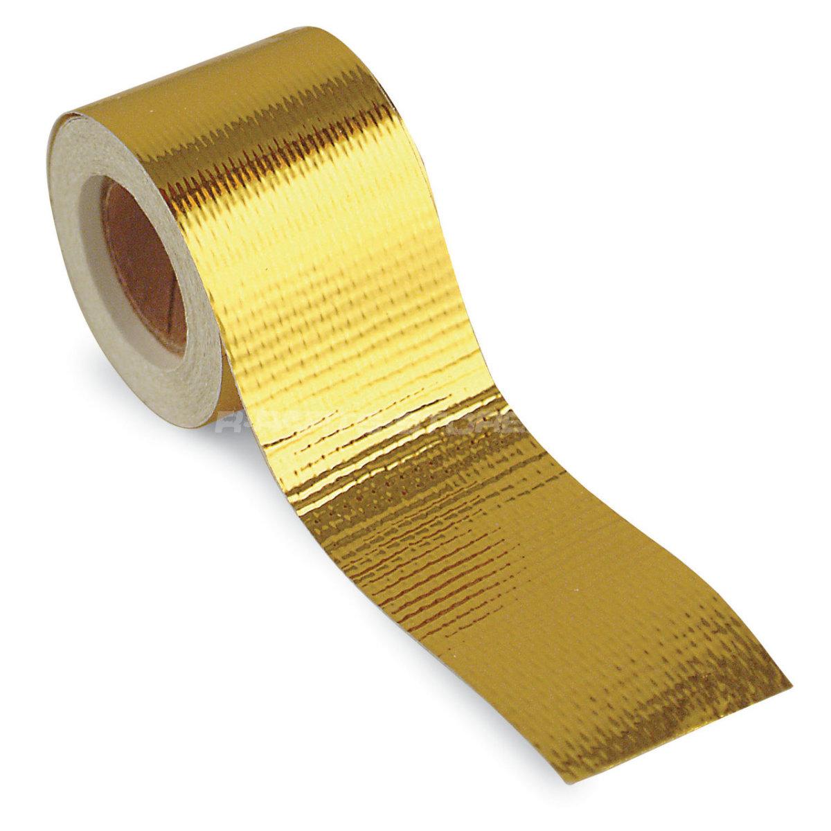 "5,0 cm x 9,1 m DEI Wärmereflexfolie /""Reflect-A-GOLD/"" Rolle 2/"" x 30ft"