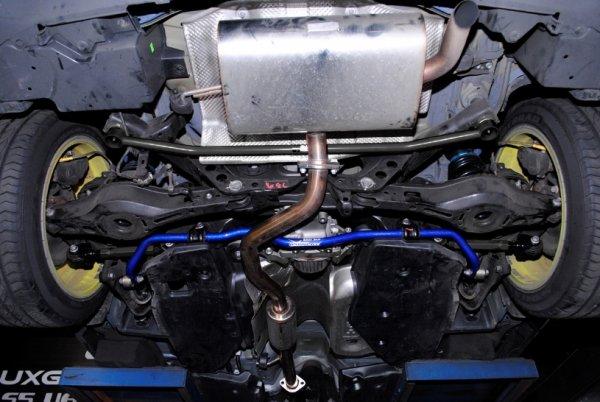 Hardrace Stabilisator hinten 25.4 mm - 17+ Toyota C-HR 4WD