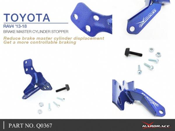 Hardrace Bremszylinder-Stopper - 13-18 Toyota RAV4 XA40 (LHD Modelle)