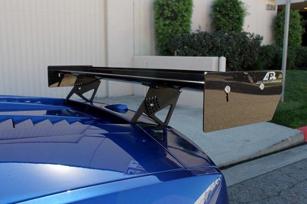 "APR Performance GT-250 Spoiler (verstellbar) 66"" (168 cm) - 13+ Lamborghini Gallardo LP"
