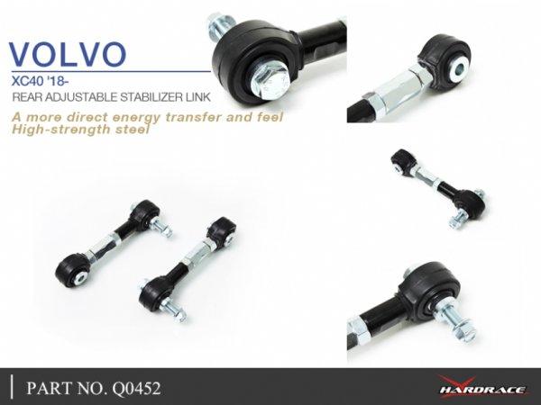 Hardrace verstärkte Koppelstangen (Uniball) hinten - 18+ Volvo XC40