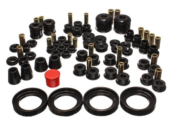 EnergySuspension HyperFlex Master Kit schwarz - 97-00 Honda Prelude SH