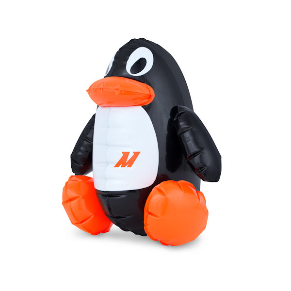 "Mishimoto ""Chilly the Penguin"" aufblasbares Spielzeug"